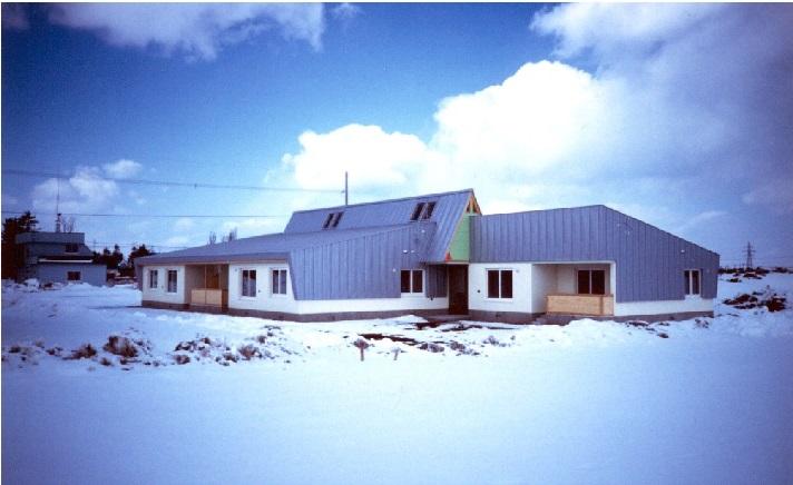 上湧別町公営住宅いちい団地