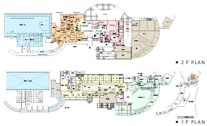 苫前町新日本海地域交流センター